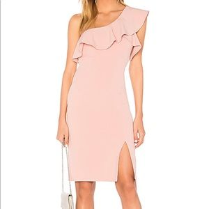 NWT Bardot Ruffle Dress S